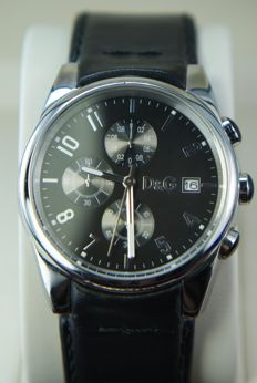 Dolce & Gabbana  Chrononograph Men wristwatch  ***No Reserve Price***