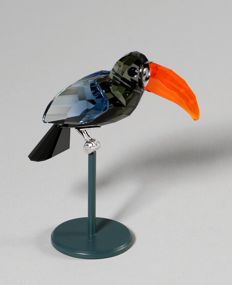 "Swarovski - Toucan ""birds of paradise"""