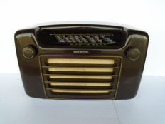 Radio Lorenz Type: Wendelstein from Germany from 1952