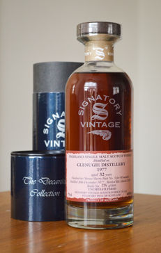 Glenugie 1977, 32 year old Single Cask Closed Distillery