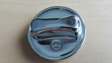 Mercedes Benz chrome fuel cap