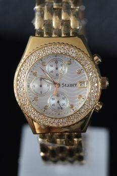 Stauer Diamondaura Brillante 19262 elegant – women's wristwatch, never worn