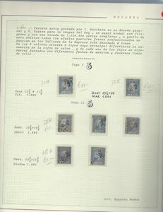 The Netherlands 1867/1941 - collection, partly specialized, in album.