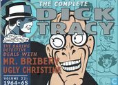 The daring Detective deals with Mr. Bribery Ugly Christine Vol 22: 1964 - 65
