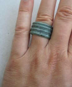 Viking wide ring -d18 mm