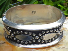 silver vintage bracelet from Mexico