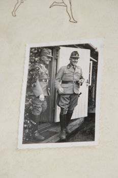 Photo album of the Reichs labour service Arbeitsgau XIX Oldenburg