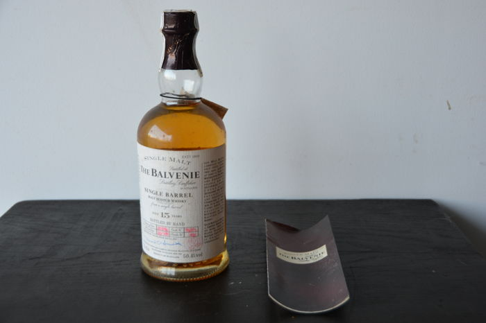 balvenie 25 y single barrel rare whiskies