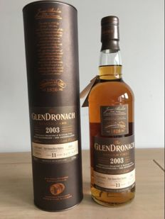 GlenDronach 2003 Single cask 11 years old