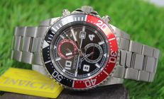 Invicta Mens Pro Diver Chronograph – Watch – USED