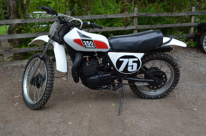yamaha mx250 cantilver moto cross 1975 catawiki. Black Bedroom Furniture Sets. Home Design Ideas