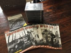 WO1 in woord en beeld - 12 magazines and dvds about the complete history of the first world war