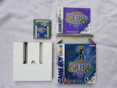 The Legend of Zelda - Oracle of Ages - Gameboy Color (BOXED)
