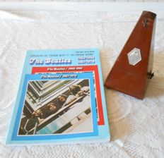 Maelzel metronome / manufacturer Paquet / 1846 / + 52 songs & music of the Beatles