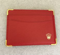 ROLEX  Original VIP card, credit card holder-- No Reserve Price