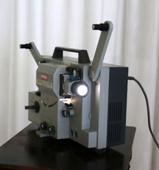 Eumig Mark-S-712 super 8 projector single 8 with sound