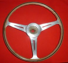 Enrico Nardi steering wheel for Lancia Aurelia, well preserved - diameter 42 cm
