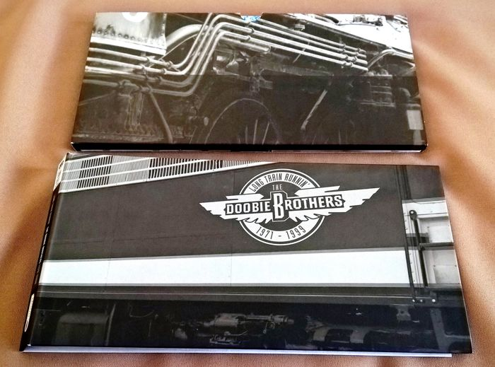 Something Very Special: Long Train Runnin' Of Dobbie Brothers Cds( Super Edition 1971 - 1999) + The Dogs D' Amour - All Or Nothing + Conditioned Response + Chris Robinson & The New Earth Mud