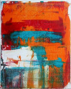 Ariane von Bornstedt - Nr. 14 - Abstract Painting