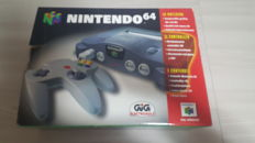 Nintendo 64 - Boxed with 1 Game