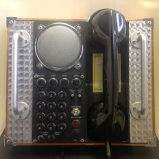 Field phone Spirit of St. Louis replica 1930s, SOSL collection.