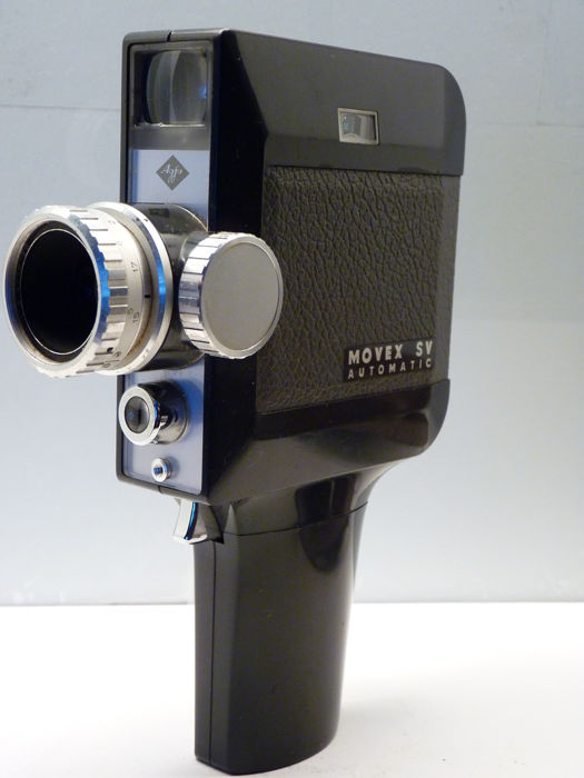 Agfa Movex SV Automatic (1966-69)