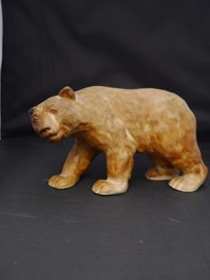 Lyngby ceramics - Brown bear
