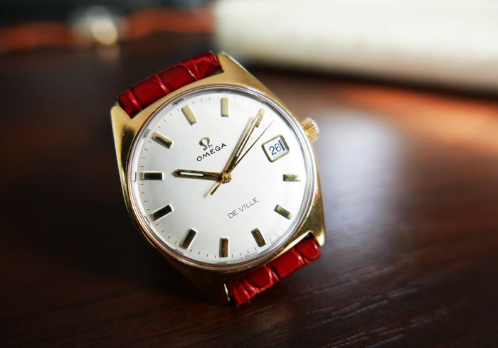 Omega Seamaster DE VILLE- Men's watch- Vintage 1970