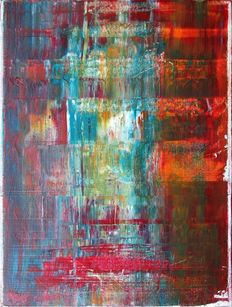 Ariane von Bornstedt - Nr. 15 - Abstract Painting