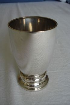 Silver beaker - Germany - Ca. 1930