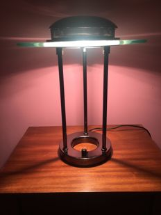 SMC Boxford halogen table lamp with dimmer, second half 20th century, Netherlands
