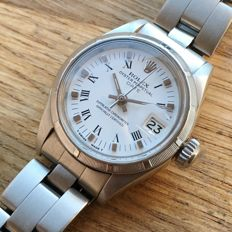Rolex Oyster Perpetual Date - Ladies' watch.
