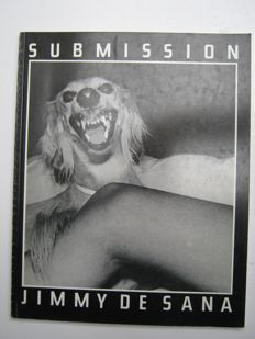 Jimmy de Sana  (William Burroughs, voorwoord) -  Submission - 1980