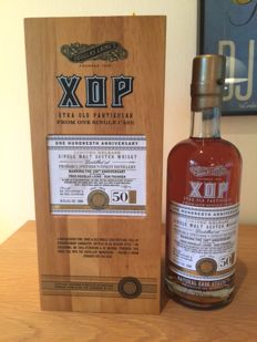 Probably Speyside's Finest Distillery 50 years old Douglas Laing 100th Anniversary Xtra Old Particular