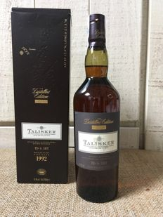 Talisker 1992 Distillers Edition