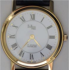 DuBois 1785 very rare watch hand-wound with Peseux 7001