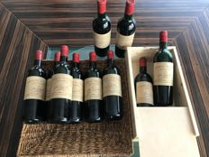 1972 Chateau de Sales, Pomerol, France, 10 Bottles