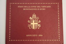 Vatican – 2004 Jean Paul II Case