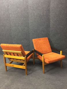 The Bytomskie Factories - A pair of armchairs