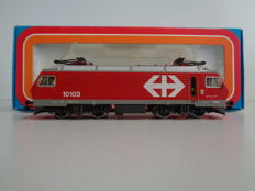 Märklin H0 - 3328 - Electric locomotive Re 4/4 IV of the SBB