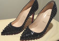 Christian Louboutin - Pigalle spike pumps