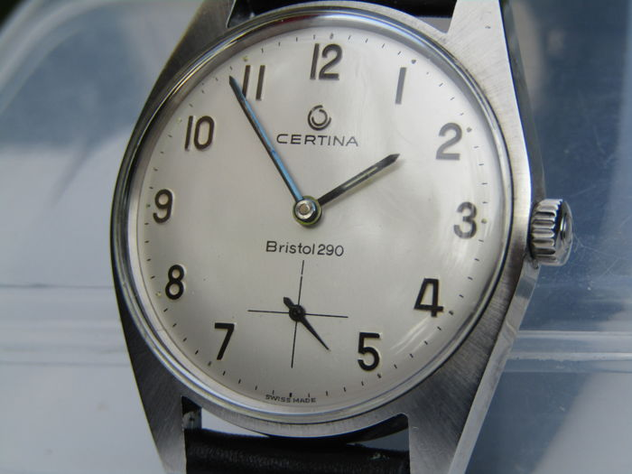 Certina Bristol – men's wristwatch – 1960s