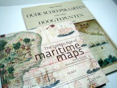 Reference works, Maritime Maps; 2 editions - 1983/2013