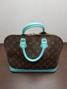 Louis Vuitton – Alma – handtas - CUSTOM