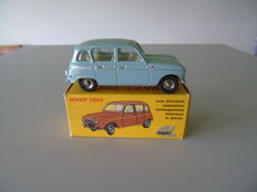 Dinky Toys-France - Scale 1/43 - Renault 4L - No.518
