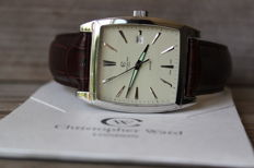 Christopher Ward C15 Henley Automatic – with accessories – men's watch