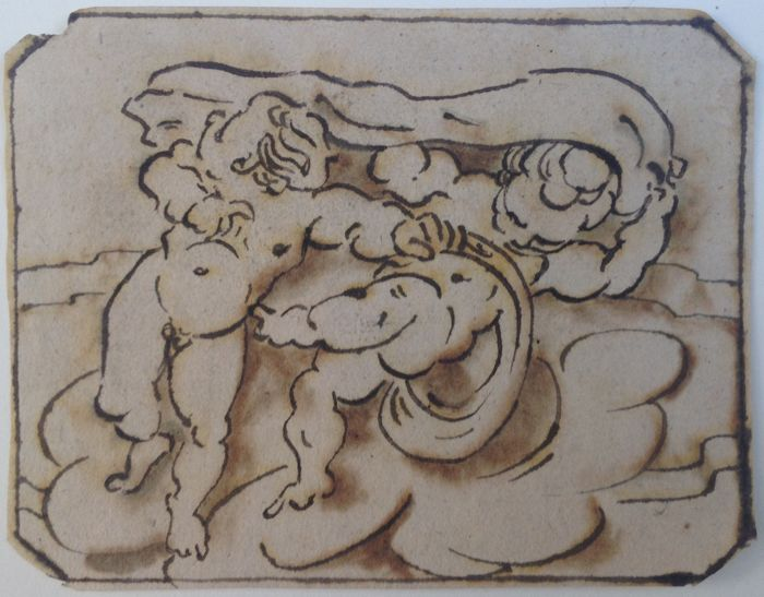 Anonymous (18th century) Putti
