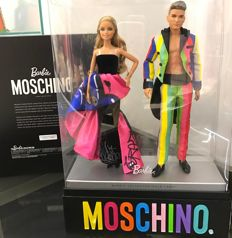 Moschino Barbie and Ken collector's edition