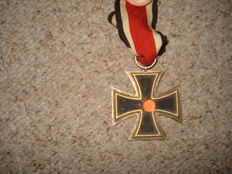 Iron Cross 2nd class WWII with ribbon