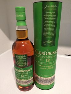 Master Yoda  GlenDronach 12-year-old 2015 Single Malt